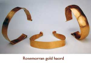 Rosemorran gold haord